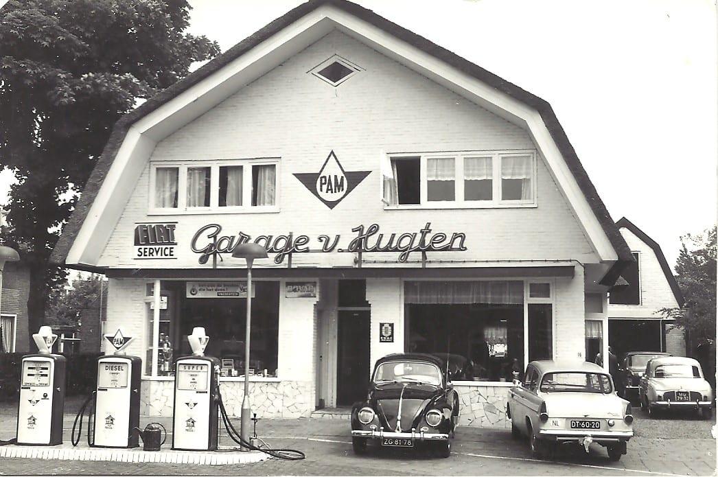 Garage van Hugten