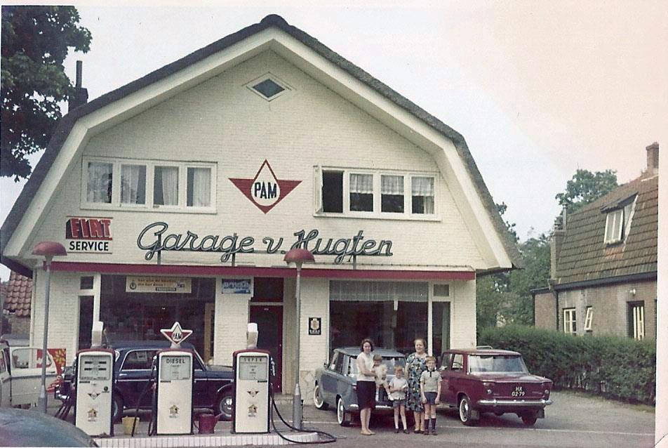 Garage van Hugten Bilthoven