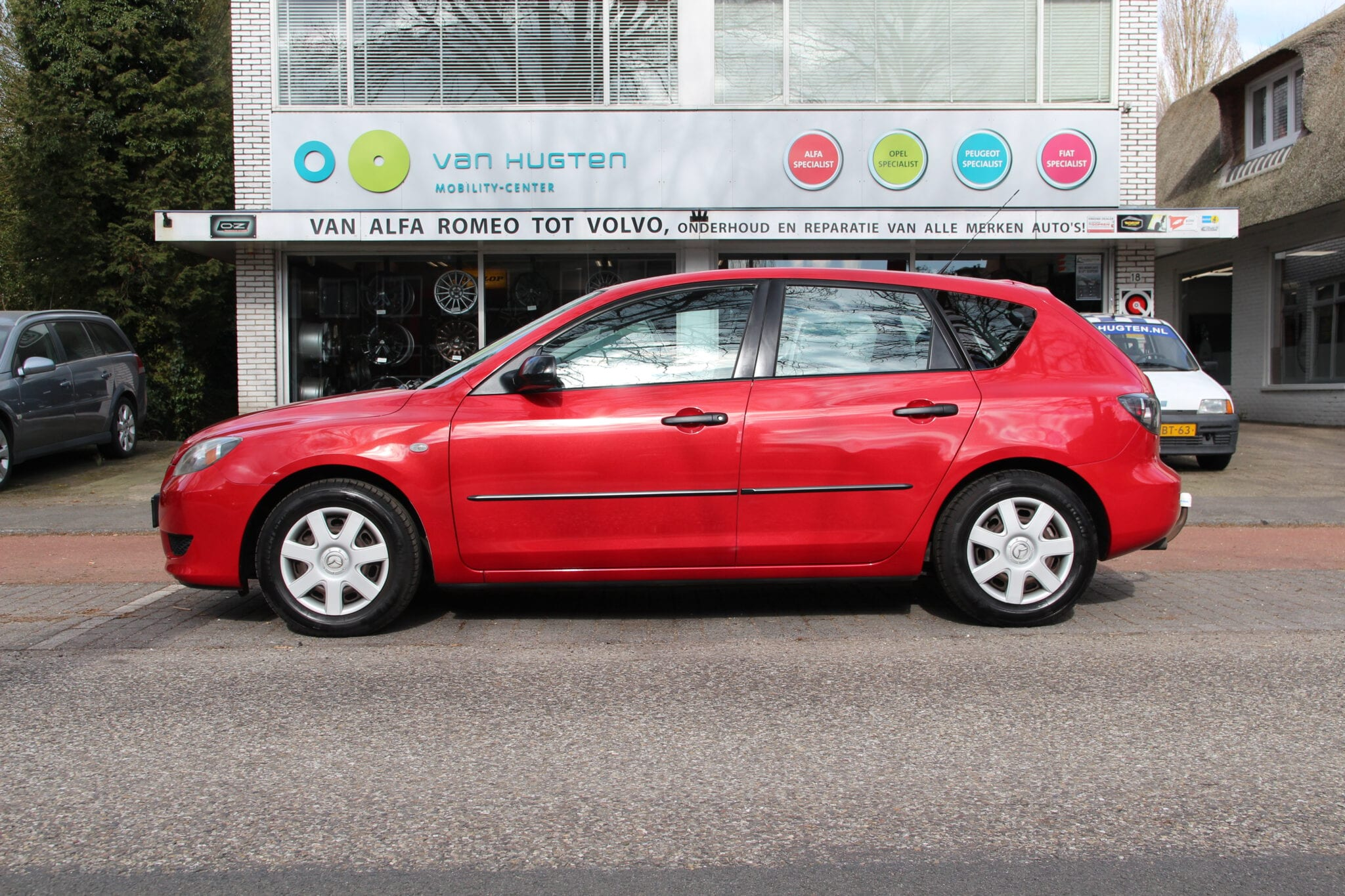 Occasion Mazda 3 van Hugten Bilthoven