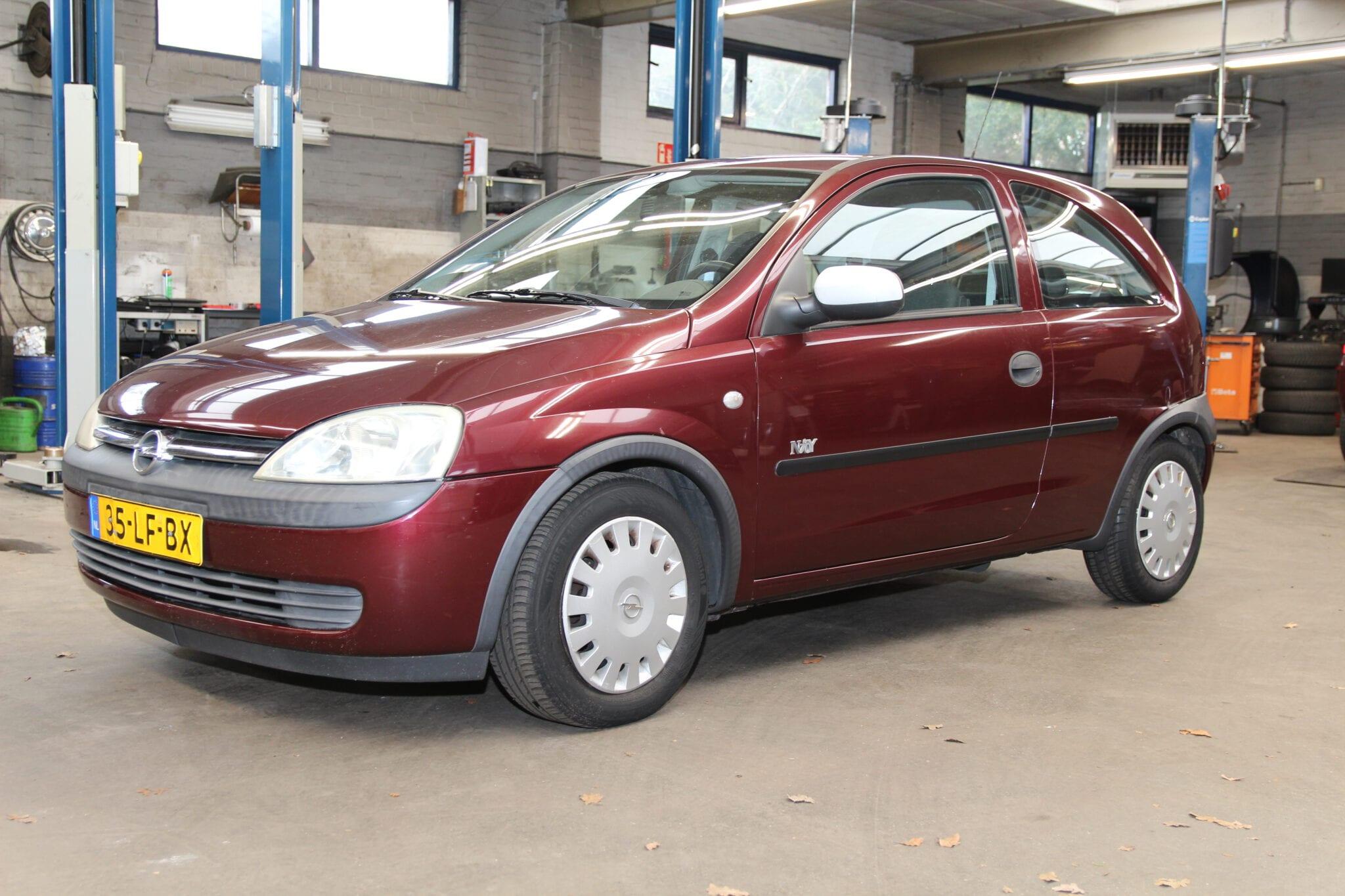Opel Corsa NJoy